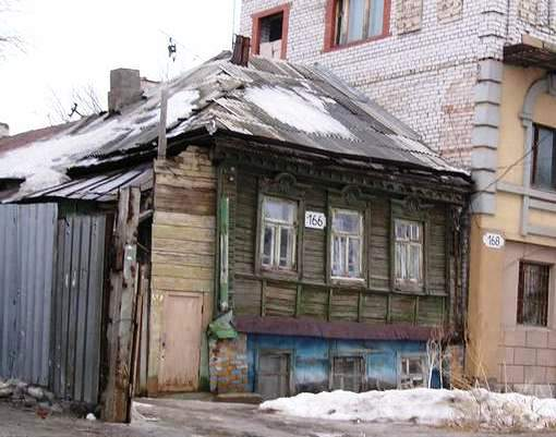 Уральская ул. в 2006 году